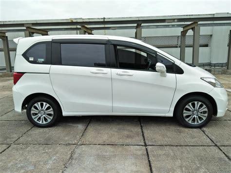 Mobil Bekas Honda Freed 2014 by Honda Freed 2014 At Sd Km 30 Ribu Putih Metalik