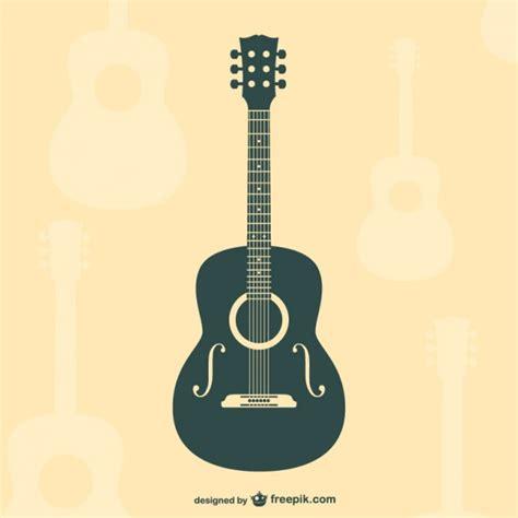 Mixer Gitar silueta de la guitarra fotos y vectores gratis