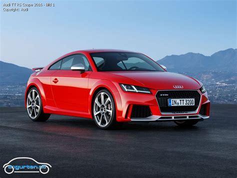 Technische Daten Audi Tt Rs by Audi Tt Rs Coupe Abmessungen Technische Daten L 228 Nge
