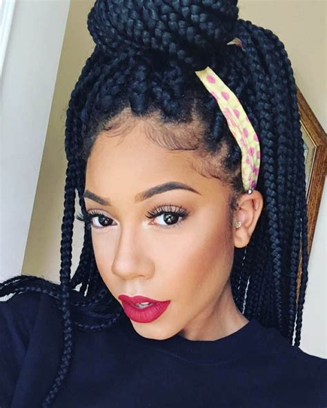 was to style box braids for wedding 12 stylish and trendy ways to style your box braids