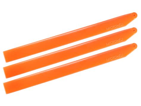 Shin Nakawarna Plastisol Special Yellow And Orange Series blade 180 cfx plastic blade 155mm for mh 18fx001t series orange