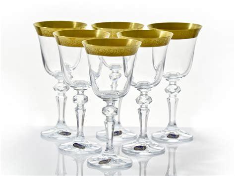 Glass Lorikeet Loricoin Cnt 011 gold wine glass quot christine quot