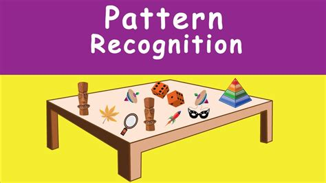 youtube pattern recognition pattern recognition youtube