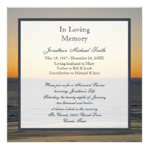 Funeral Announcements Template by Funeral Announcement Template