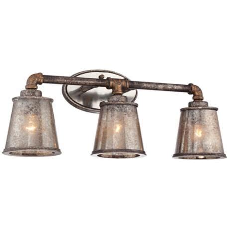 best 7 lighting we rustic bathroom vanity lighting