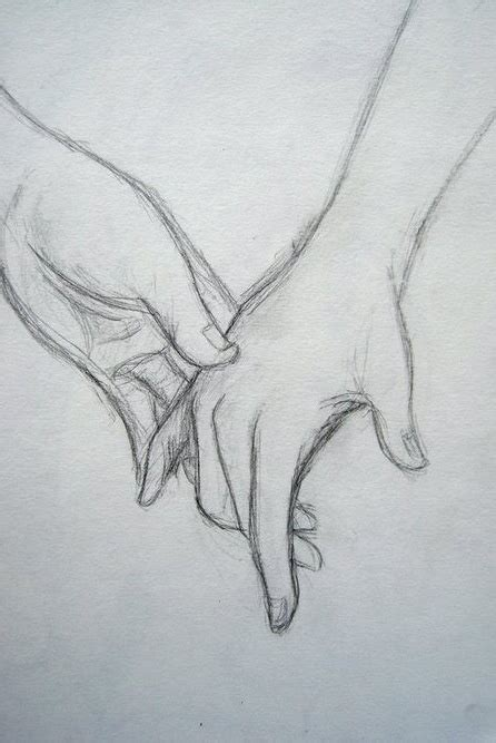 Sketches Holding by Drawing Of Holding Awwwwww L Ve