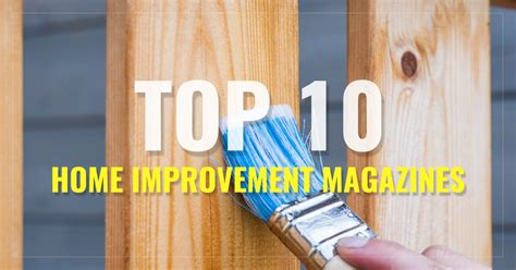 best home improvement magazines better homes gardens