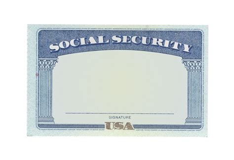 Social Security Disability Lawyer Dodge Jones Injury Law Firm Blank Social Security Card Template 2