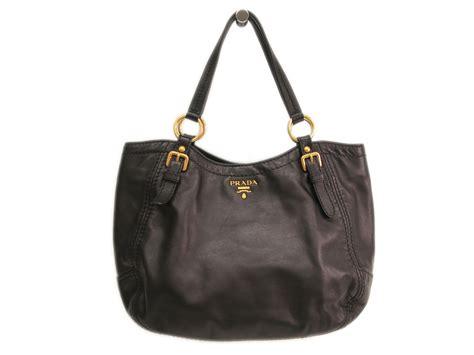 Prada Soft 9 prada nappa soft tote prada messenger bag black