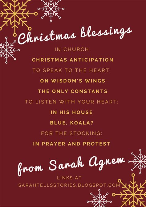 images of christmas blessings sarah tells stories christmas blessings