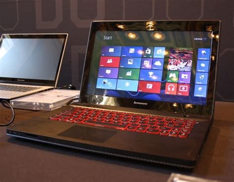 Laptop Lenovo Ideapad Y410p looks lenovo s thrifty ideapad s210 and versatile y410p laptops erazer x700 gaming