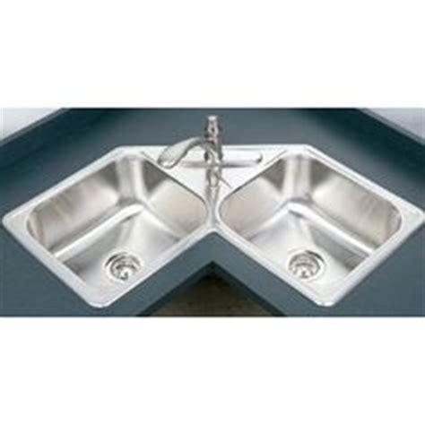 dax stainless steel undermount corner kitchen sink
