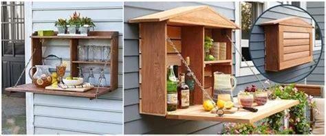 Cool Backyard Sheds by 5 Amazing Diy Outdoor Bar Ideas For Your Backyard