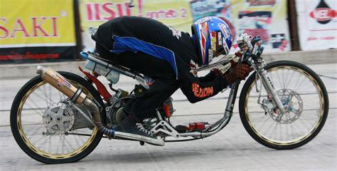 gambar motor mio drag race terbaru gubuk modifikasi