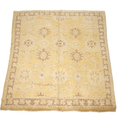 rug stores in nashville tn turkish oushak rug 5 11 quot x 8 2 quot 187 northgate gallery antiques