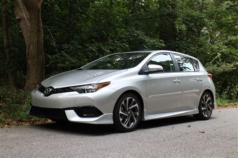 2016 scion im review ratings specs prices and photos