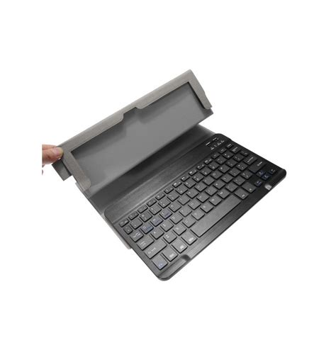Leather Keyboard 10 wireless bluetooth keyboard with leather for teclast tbook 10