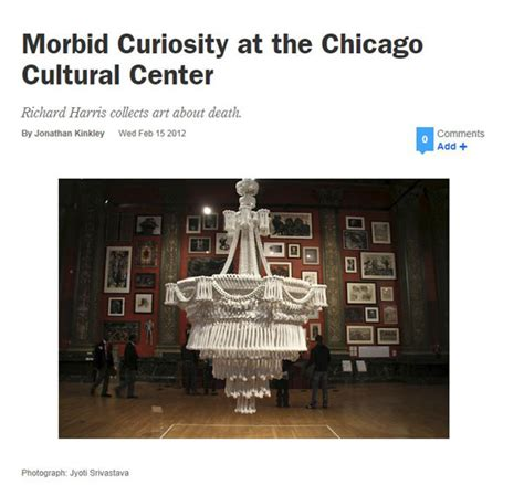 morbid curiosity 2012 time out chicago