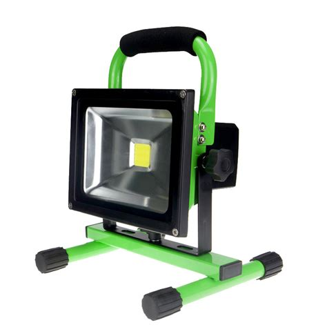 Rechargeable Outdoor Lighting Portable Rechargeable Led Flood Light Emergency Led Spot Light For Work C Fish Outdoor