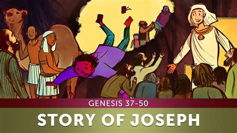 bible stories in genesis sunday school lesson the story of joseph genesis 37 50