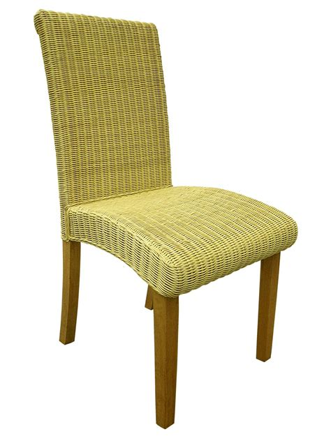 Wicker Back Dining Chairs Removing The Back Wicker Dining Chairs Steveb Interior