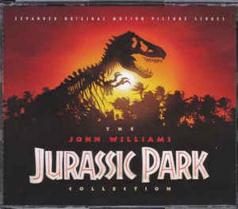 Cd Juta Jutassic Park Iii Satir williams 4 the williams jurassic park collection expanded original motion picture
