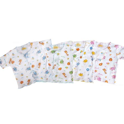Baju Setelan Bayi Baru Lahir Fluffy Baju Bayi Baru Lahir Lengan Pendek Motif