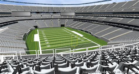 Section 203 B 2 by Section 203b Row 6 Seats 2 New York Jets For Sale At