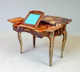 Movable Bookcase Oeben Mechanical Table