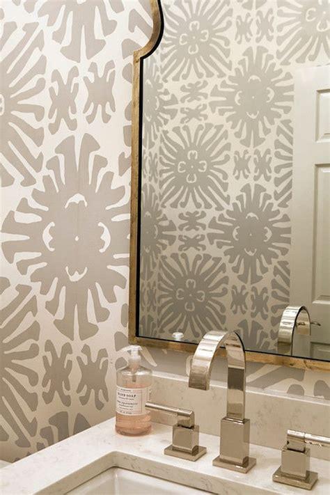 good bathroom design ideas powder room wallpaper lightandwiregallery com