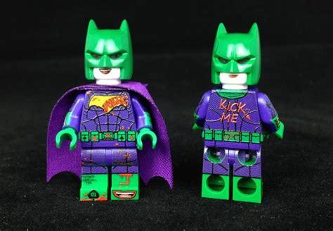 Minifigure Minifig Dc Justice League Batman Wings Joker Bane Set joker batman leyilebrick custom minifigure custom lego minifigures