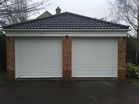 Garage Shutter Doors Seceuroglide Roller Garage Doors In Bicester Shutter