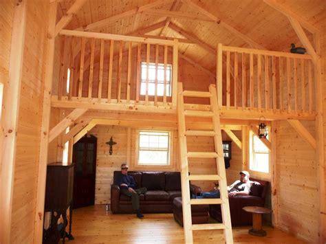 Custom Made Cabins by Custom Built Onsite Amish Cabins