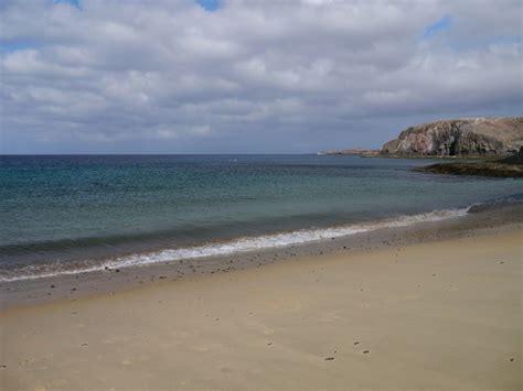 best beaches lanzarote three best beaches in lanzarote top spot travel