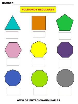 figuras geometricas de 10 lados l 225 mina muda para trabajar los pol 237 gonos regulares