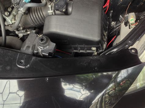 converting toyota vios fog ls from hid to led bulbs