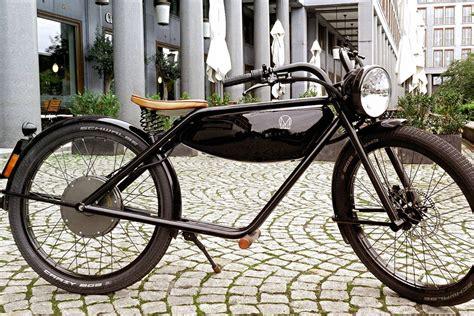Elektro Motorrad Retro meijs motorman retro motorrad mit elektroantrieb aus den