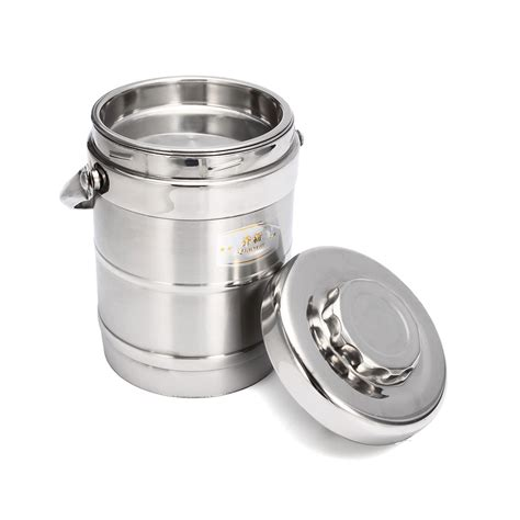 Shuma Vacuum Lunch Box 1 5l 1 5 1 9l vacuum insulated lunch box stainless steel jar