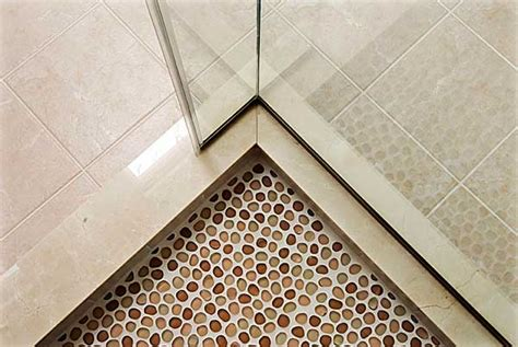 Marble Shower Jambs by Don Foote Contracting Home Remodeling Baths