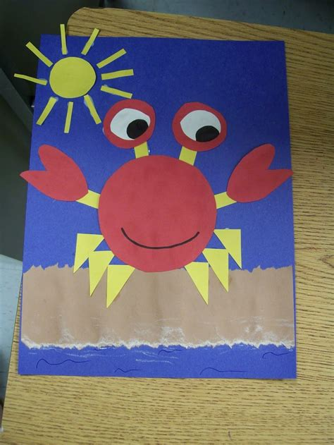 ac kid crafts 109 best shape lesson images on visual