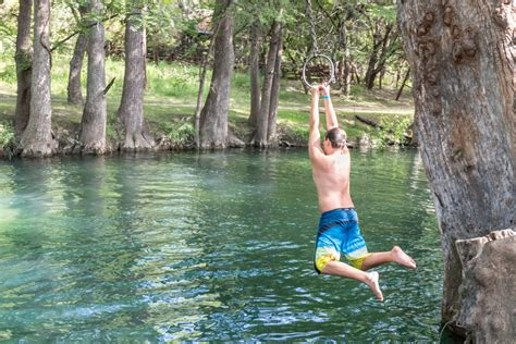 anna david swing donors friends of blue hole
