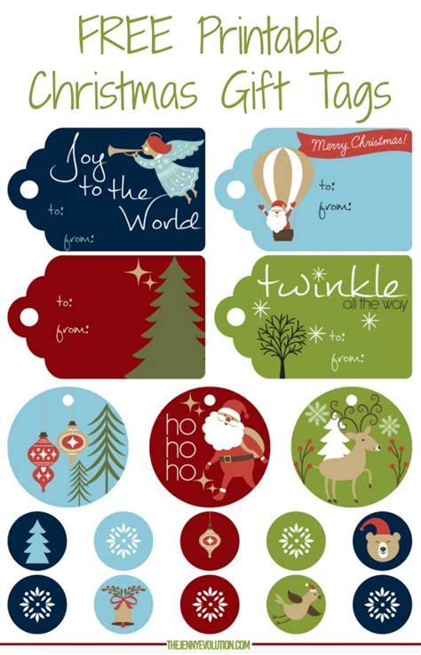 free printable christmas gift tags on pinterest free printable christmas gift tags mommy evolution