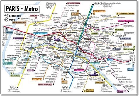 Paris Metro Map English navigating paris the belta blog