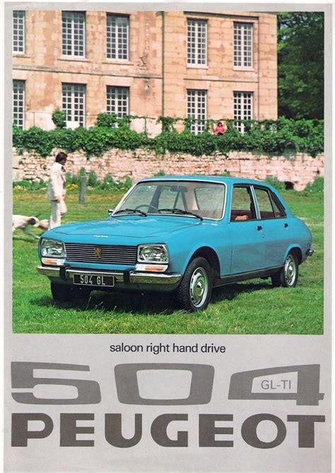 car maker peugeot 40 best peugeot 504 images on pinterest vintage classic