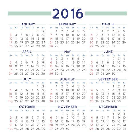 El Calendar Un Aniversario M 225 S Y 8 Calendario Gratuito De 2016