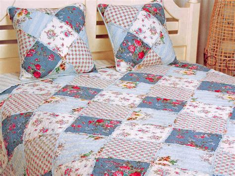 Patchwork Quilt Bedding - cocoon maharaja from home store plus