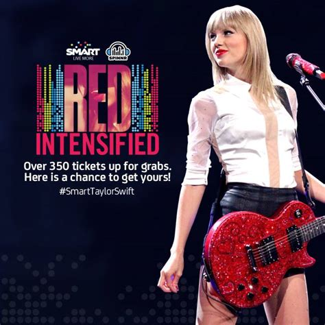 Concert Giveaways - smart and spinnr taylor swift concert tickets giveaway philippine contests and promos