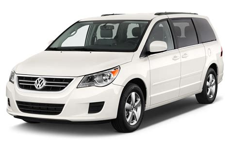 2011 Volkswagen Routan Reviews And Rating Motor Trend