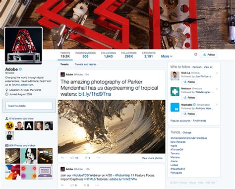 novo layout twitter novo layout do twitter o que mudou smartkiss