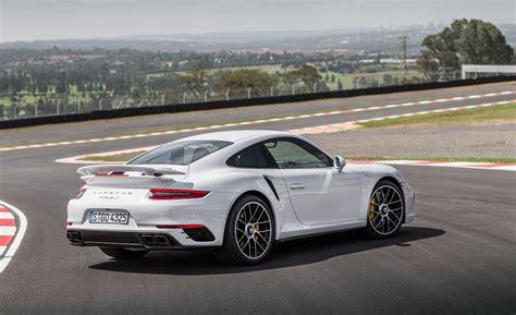 white porsche 2017 2017 porsche 911 turbo cars exclusive and photos